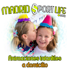 Animaciones infantiles a domic